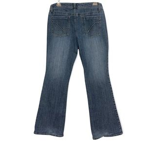 Guess Jeans Montreal size 30 flared leg mid rise